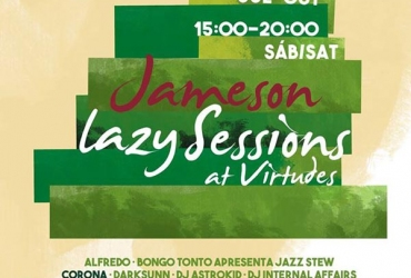 Jameson Lazy Sessions at Virtudes
