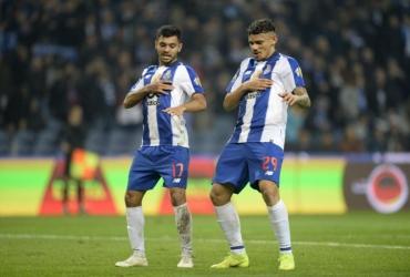 """FC Porto reforça recorde e liderança antes do clássico. O milagre """"leonino"""" não  se repetiu ... c023f14203741"""